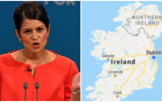 British politician says UK should threaten Ireland with food shortages as leverage against the backstop