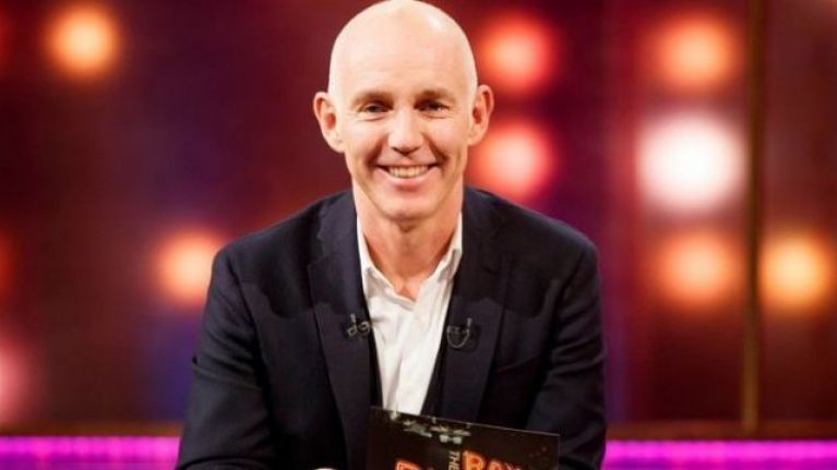 Here's the lineup for tonight's episode of The Ray D'Arcy Show