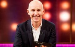 Here's the line-up for tonight's episode of The Ray D'Arcy Show