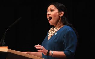 People are absolutely destroying Priti Patel's backpedaling on Ireland and food shortages