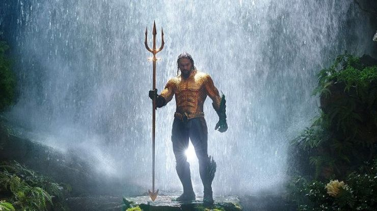 Aquaman is getting a sequel after a blockbuster opening weekend in China