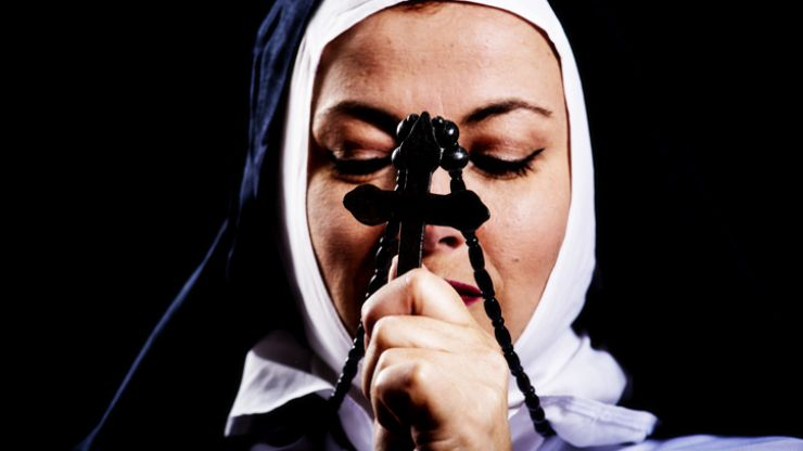 Two Catholic nuns accused of embezzling $500,000 from a school and using it to gamble