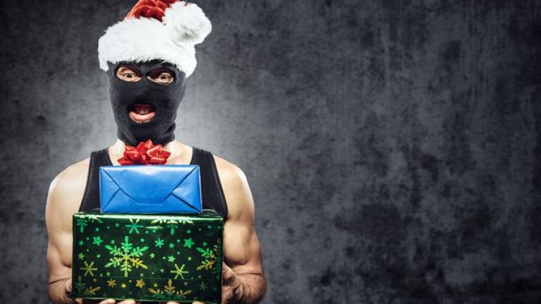 "Irish people ""making it easy"" for burglars at Christmas, according to a new study"