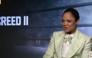 """EXCLUSIVE: """"It's just obnoxious!"""" - Creed II star Tessa Thompson's strong words on how women are written in movies"""