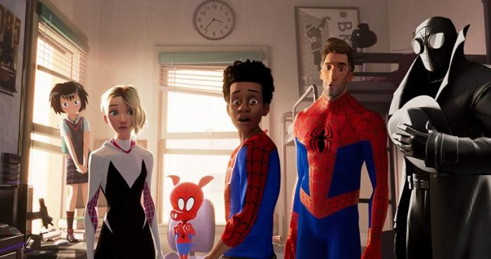 Spider-Man: Into The Spider-Verse is arguably the best comic book