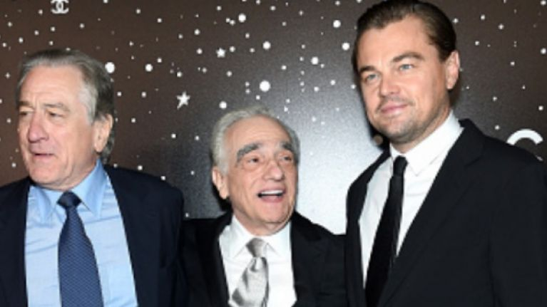 Leonardo DiCaprio, Robert De Niro and Martin Scorsese are all finally working together on a new film