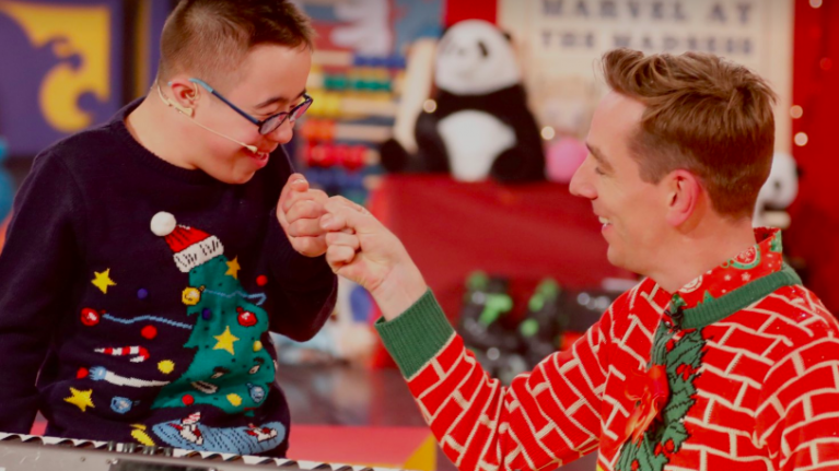 The Late Late Toy Show was the most watched show of the year for Irish audiences
