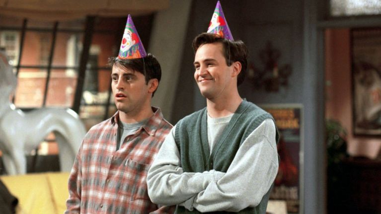 OFFICIAL: Friends is not leaving Netflix in January
