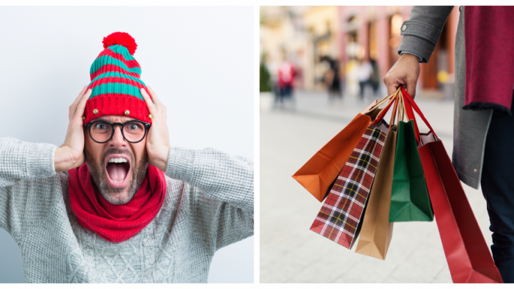 Why shopping centres are life savers for last minute Christmas presents