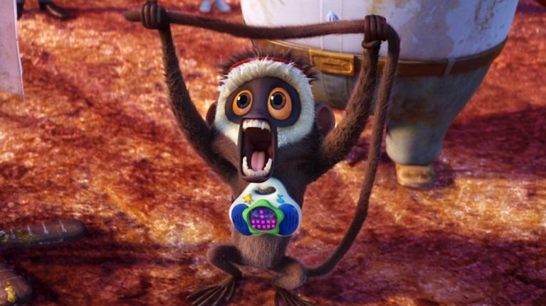 In conversation with the creators of the funniest movie character of recent times, Steve The Monkey