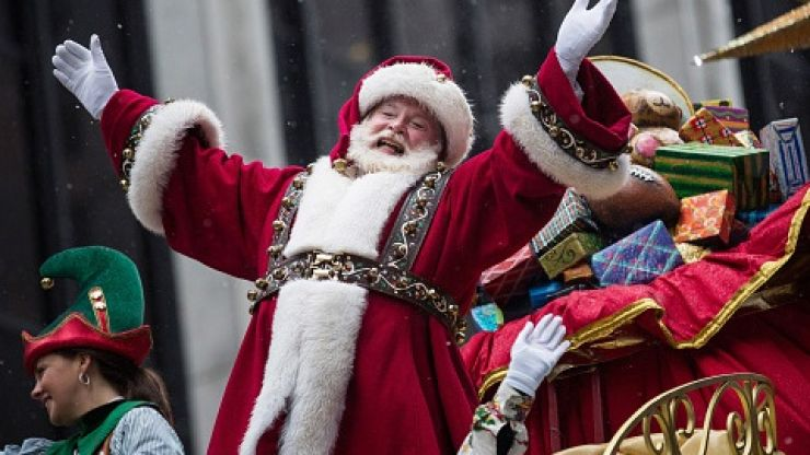 Survey finds that nearly a third of people think Santa should be female or gender neutral