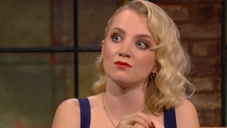 WATCH: Harry Potter star Evanna Lynch spoke incredibly bravely while discussing her eating disorder