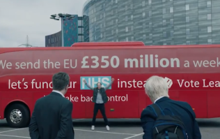 WATCH: The trailer for Brexit, a new movie starring Benedict Cumberbatch is coming under some criticism