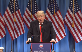 Donald Trump reckons that Saturday Night Live sketches should be tested in court