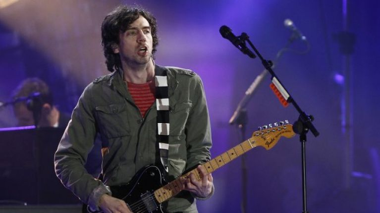 Snow Patrol headline huge outdoor gig in Northern Ireland next summer