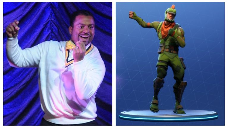 Fresh Prince star is suing Fortnite over The Carlton Dance