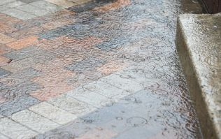 Met Éireann predict several thundery downpours over the rest of the week
