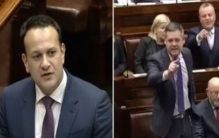 """It doesn't take very long for your balaclava to slip."" Leo Varadkar in heated Dáil exchange with Pearse Doherty"