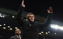 Manchester United appoint Ole Gunnar Solksjaer as caretaker manager until the end of the season
