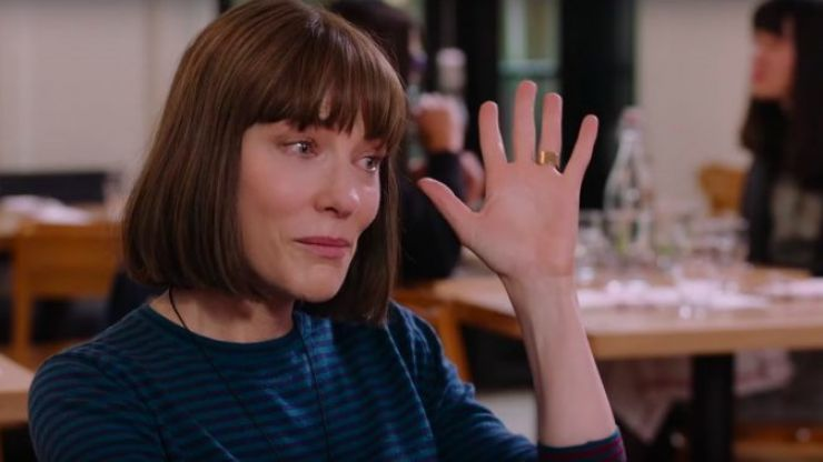 #TRAILERCHEST: Cate Blanchett's new movie sounds like a horror, but is apparently... a comedy?