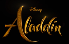Here's the first look at Will Smith as the Genie in Disney's live-action Aladdin