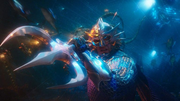 Aquaman is the most bonkers blockbuster of 2018, maybe of all time