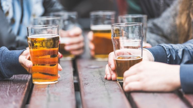 One in five Irish drinkers classified as 'hazardous drinkers' in new ground-breaking report