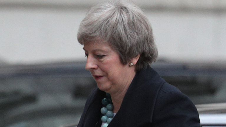 MPs vote against a no-deal Brexit by margin of 312-308 in non-binding vote