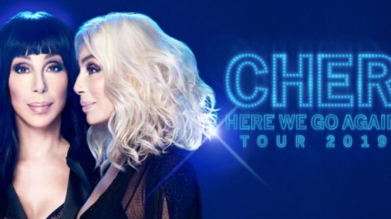 Cher announces her first Irish show in 15 years