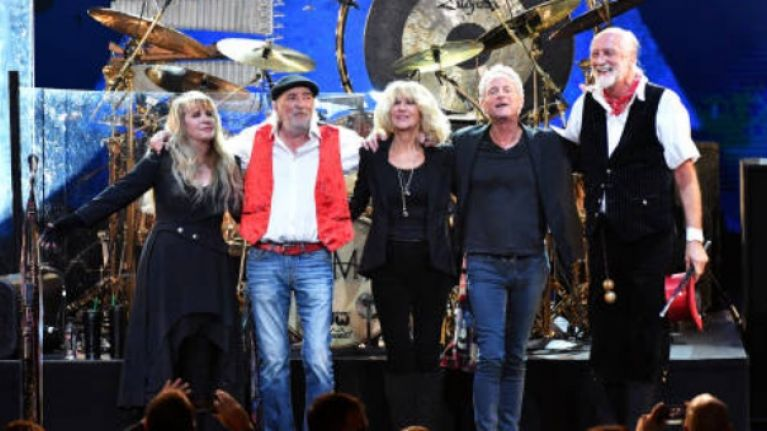 Lindsey Buckingham is open to rejoining Fleetwood Mac
