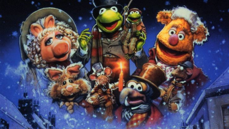 The Muppet Christmas Carol is proof that Muppets are better than humans