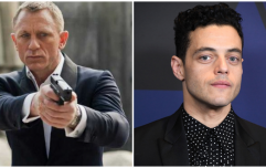 Rami Malek is heavily tipped to be the villain in Bond 25