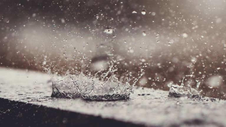 Status yellow weather warning has been issued for five counties in Ireland