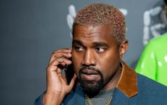 Kanye West has announced that he will be on Joe Rogan's podcast