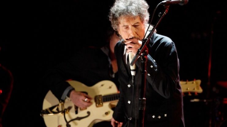 WATCH: Bob Dylan and Neil Young perform together in Kilkenny