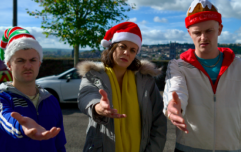 WATCH: The hilarious trailer for The Young Offenders Christmas Special is finally here