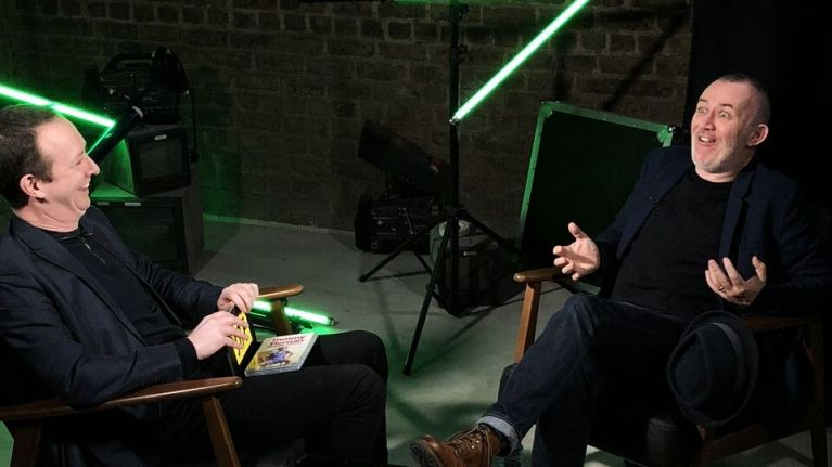 """""""If it takes a drug, it takes a drug"""" – Tommy Tiernan reveals the unique way he writes his brilliant jokes"""