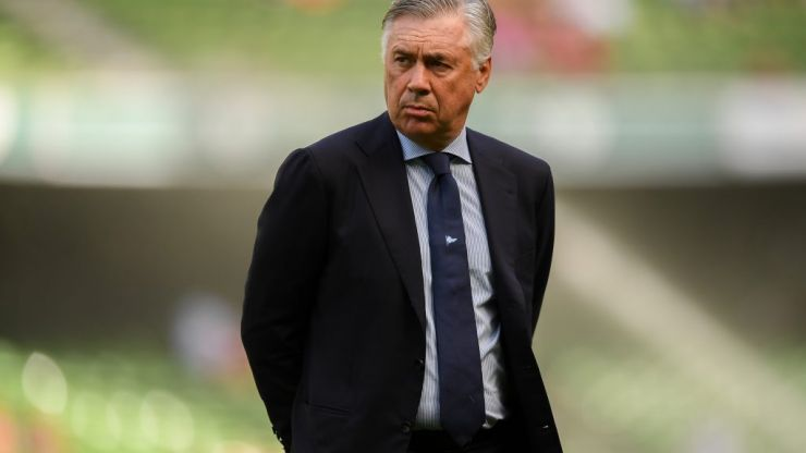 WATCH: Carlo Ancelotti goes on powerful rant following racist chants towards his team