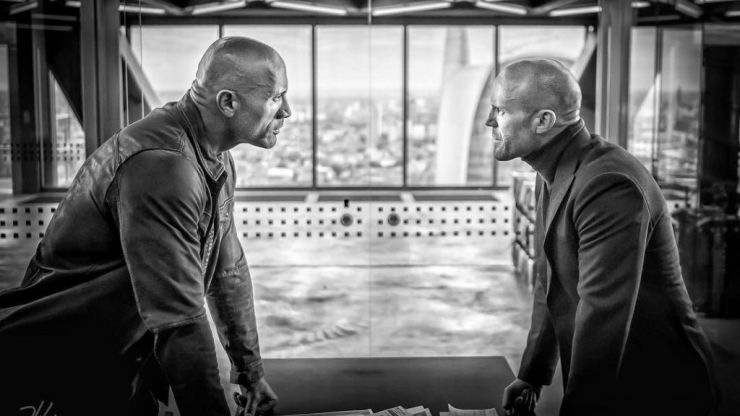 The Big Reviewski Ep29 with Jason Statham, undead sequels, and tweets from The Rock