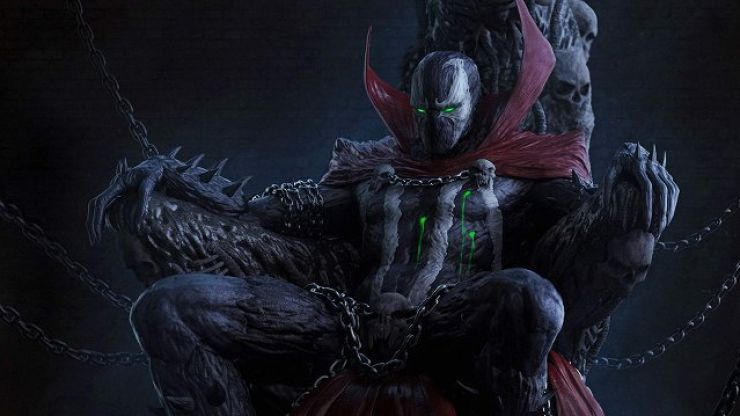 Venom creator gives update on his big screen Spawn reboot