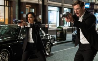#TRAILERCHEST: Chris Hemsworth, Tessa Thompson and Liam Neeson are the Men In Black International