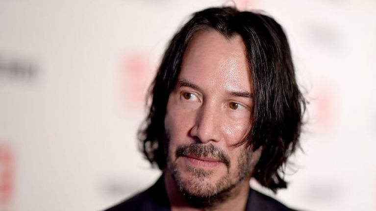 Keanu Reeves names the only superhero that he'd love to play
