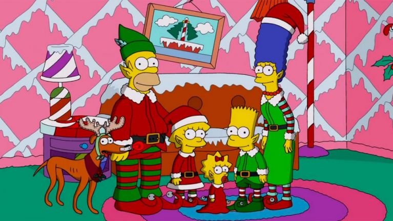 every single christmas episode of the simpsons ranked joe is the