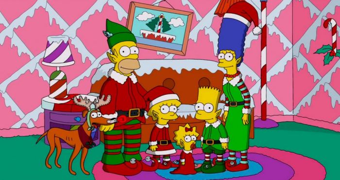 Every Single Christmas Episode Of The Simpsons Ranked Joe Is The Voice Of Irish People At Home And Abroad