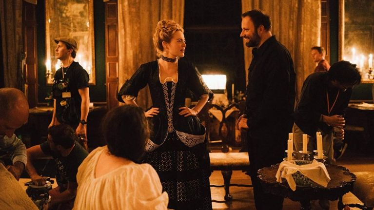 Yorgos Lanthimos discusses the very different original cast for The Favourite
