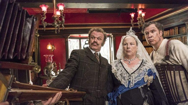 Hasil gambar untuk Etan Cohen - 'Holmes & Watson'
