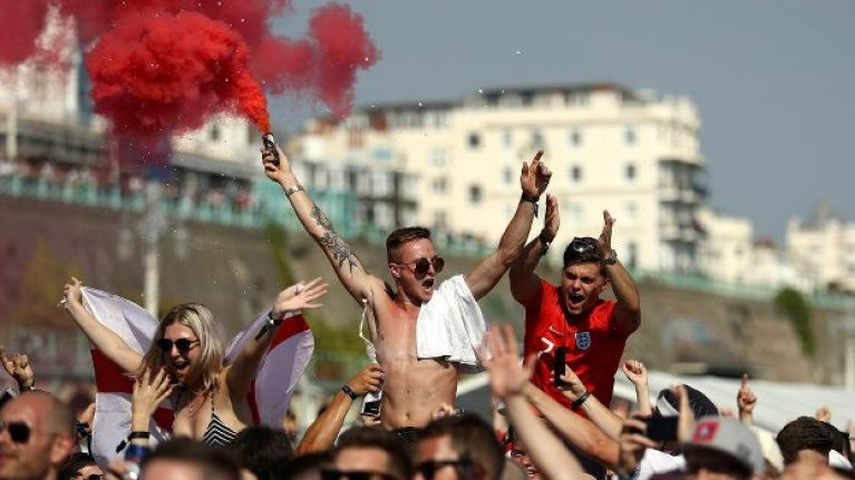 England's World Cup win over Sweden led to record levels of alcohol poisoning