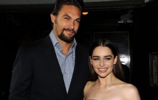 """""""We almost lost her"""" - Jason Momoa tells emotional story about Emilia Clarke's health scare"""