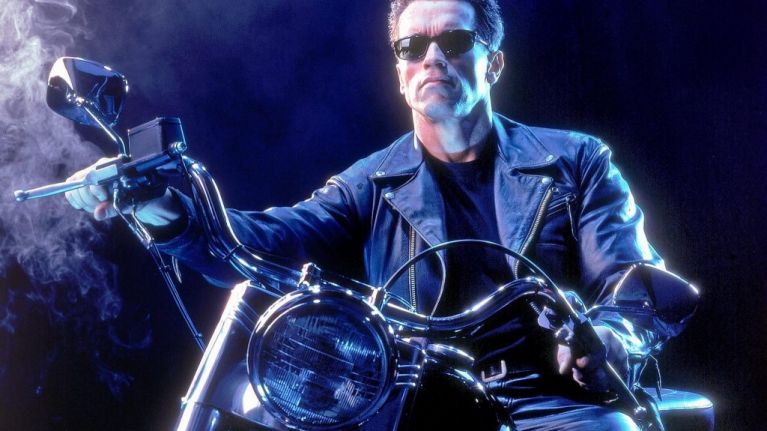 Terminator Dark Fate: Arnold Schwarzenegger shares the first