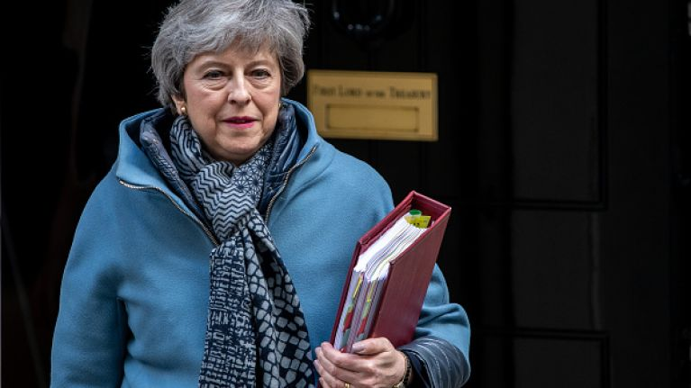 Theresa May requests a new Brexit deadline of 30 June